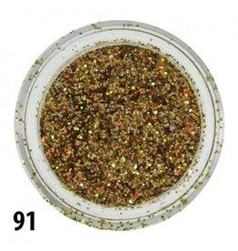 Merkloos Fijne Glitterpoeder (nr. 91)