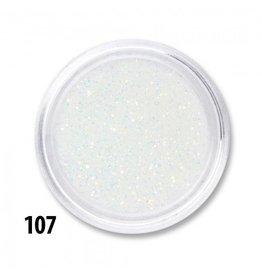 Merkloos Fijne Glitterpoeder (nr. 107)