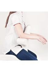 Merkloos Werkstoel Wit
