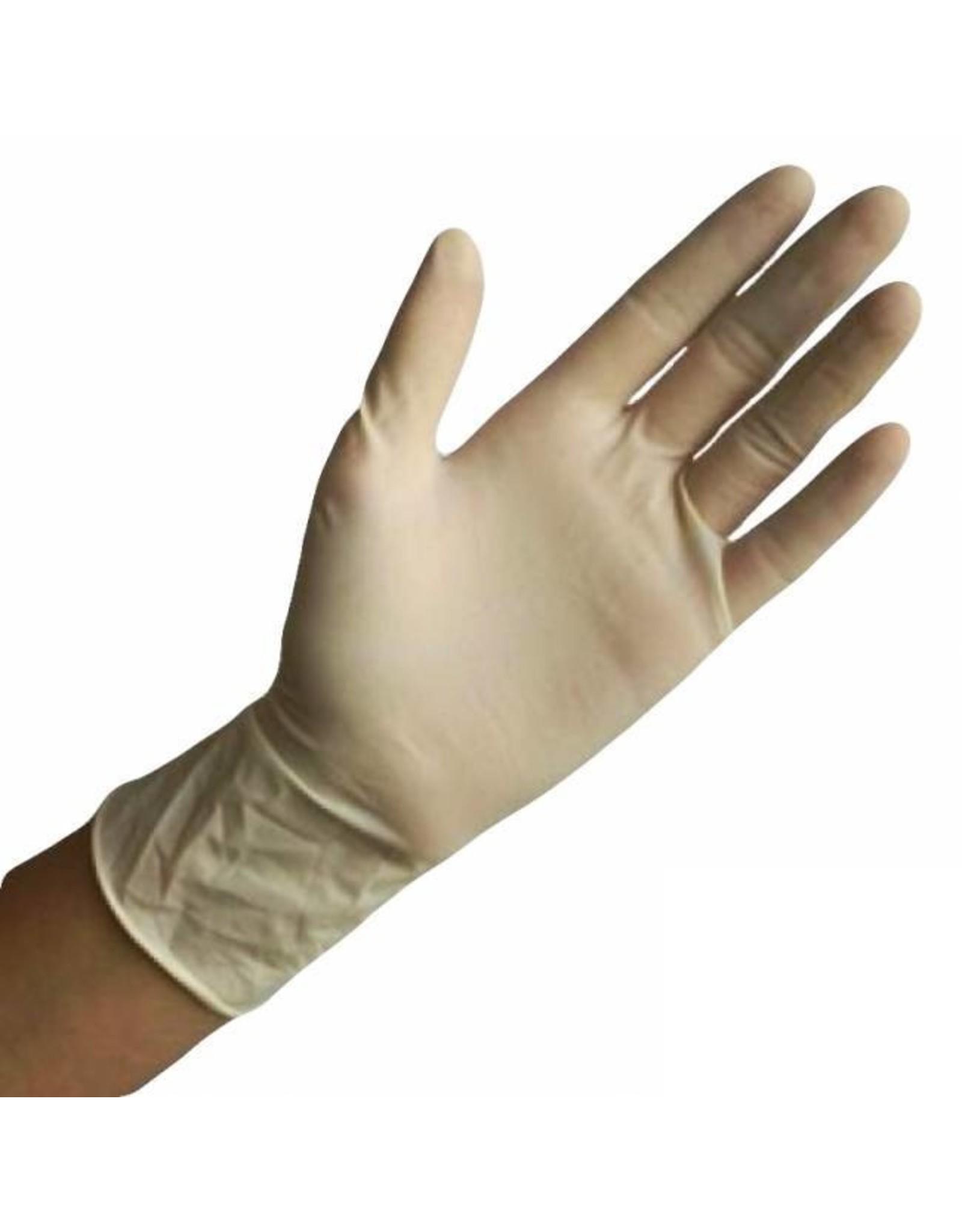 Group Magnolia Latex handschoenen XL
