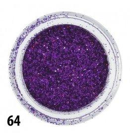 Merkloos Fijne Glitterpoeder (nr. 64)