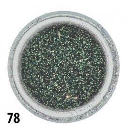 Merkloos Fijne Glitterpoeder (nr. 78)