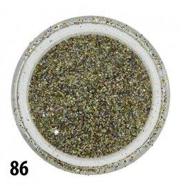 Merkloos Fijne Glitterpoeder (nr. 86)