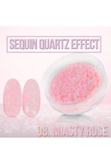 Merkloos Seaquin Quarts effect - Masty Rose