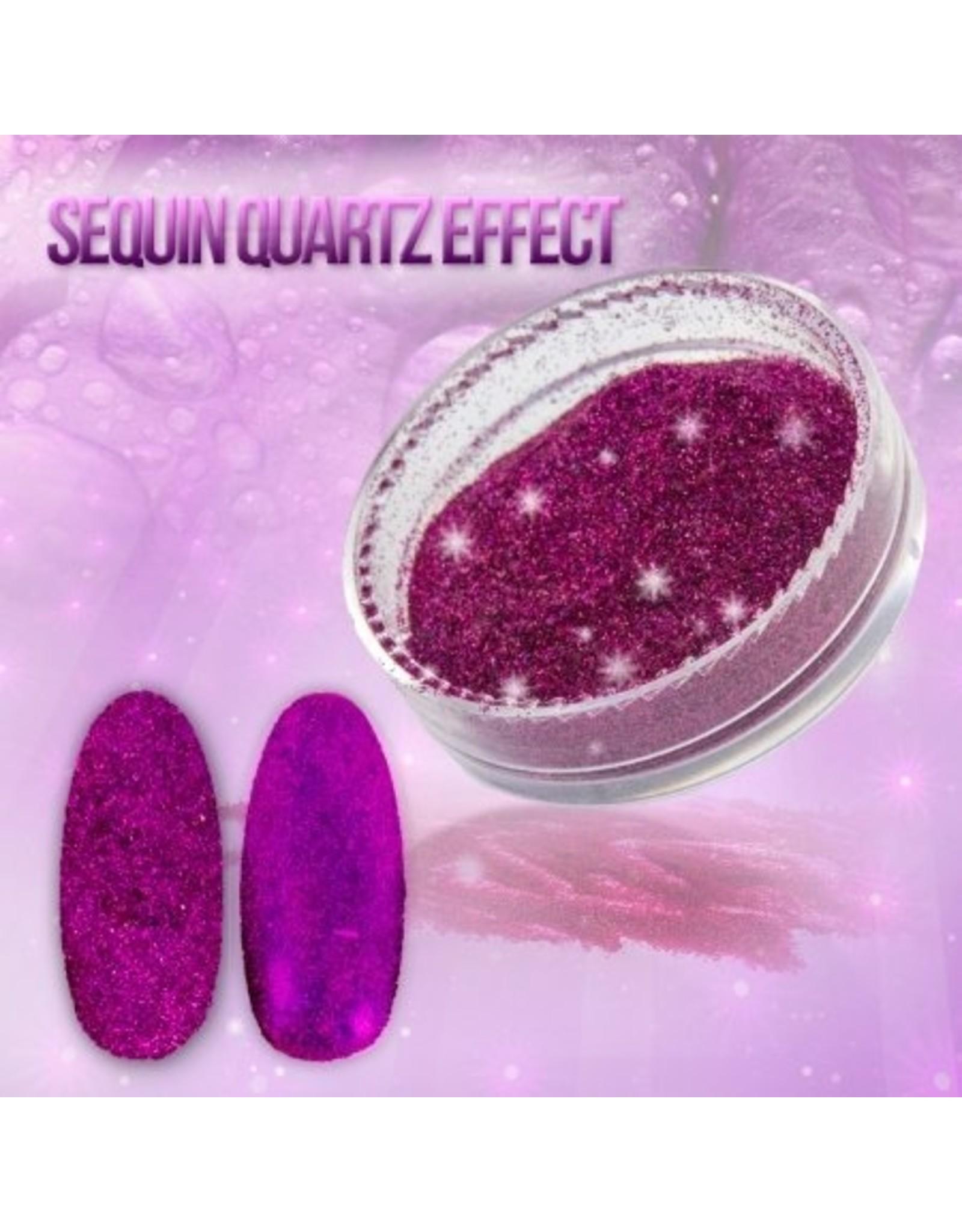 Merkloos Seaquin Quarts effect -  Orchid