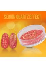 Merkloos Seaquin Quarts effect - Papaya