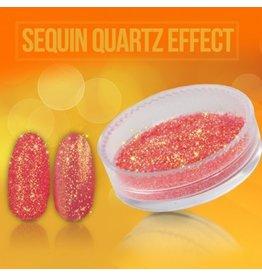 Merkloos Seaquin Quarts effect - Papaya (nr. 24)