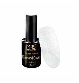 Mega Beauty Shop® UV Quick Finish  gel zonder plaklaag (Diamant effect) 10 ml