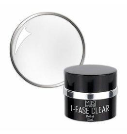 Mega Beauty Shop® PRO 1-fase uv gel clear 15 ml