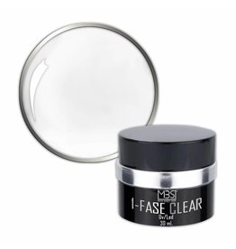 Mega Beauty Shop® PRO 1-fase uv gel clear 30 ml