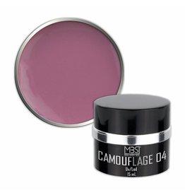 Mega Beauty Shop® PRO Builder Camouflage 15 ml (nr. 04)