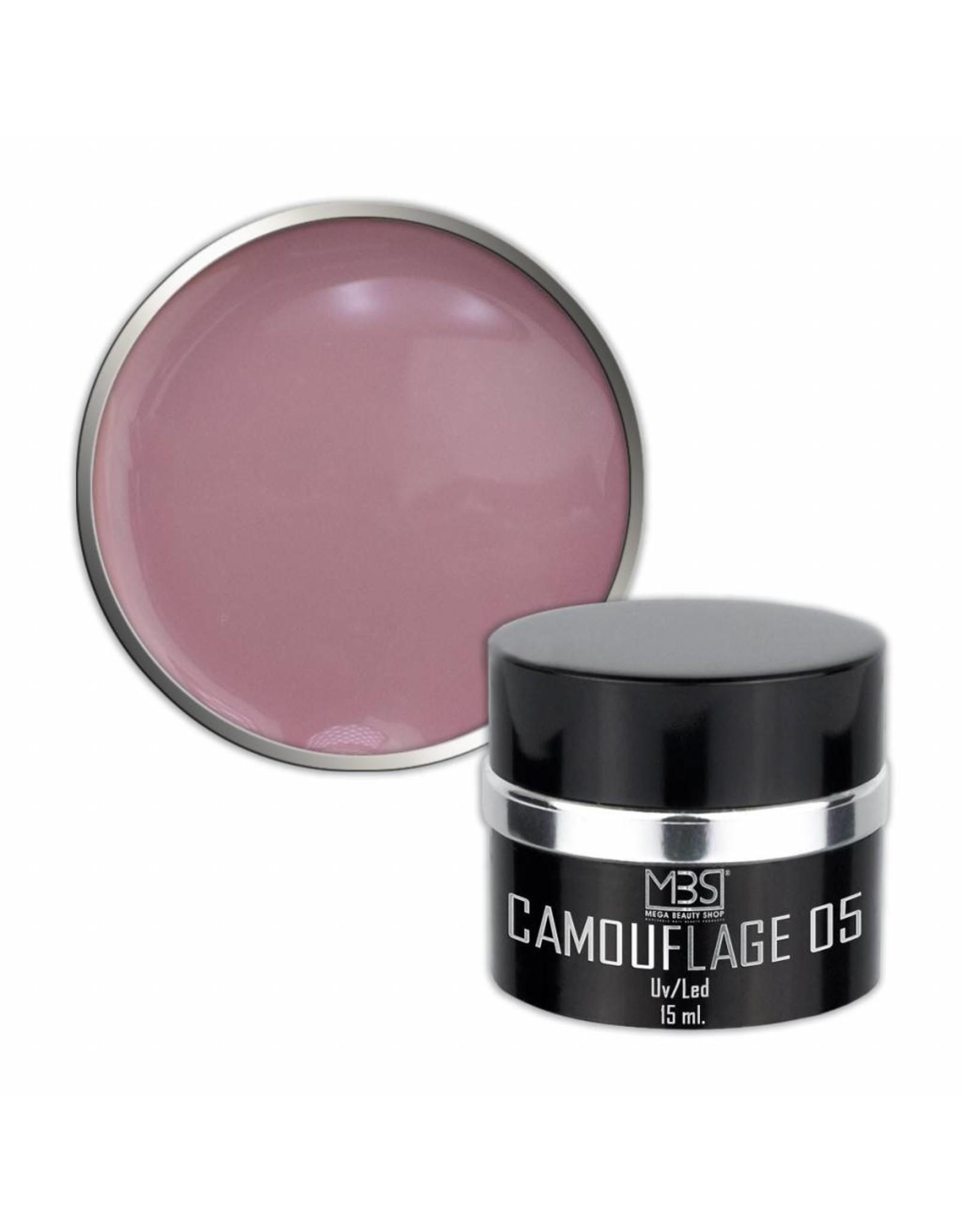 Mega Beauty Shop® PRO Builder Camouflage 15 ml (nr. 05)
