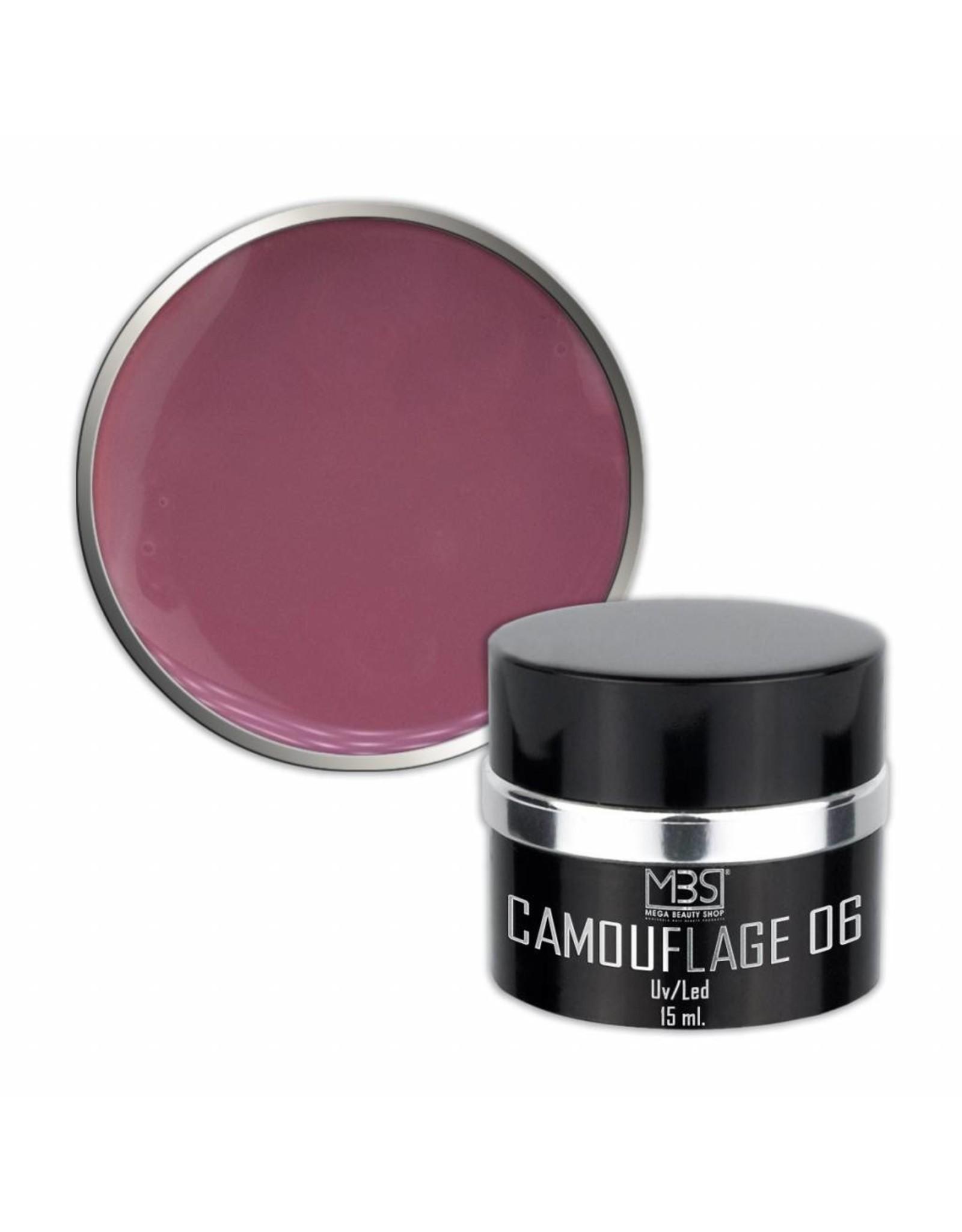 Mega Beauty Shop® PRO Builder Camouflage 15 ml (nr. 06)