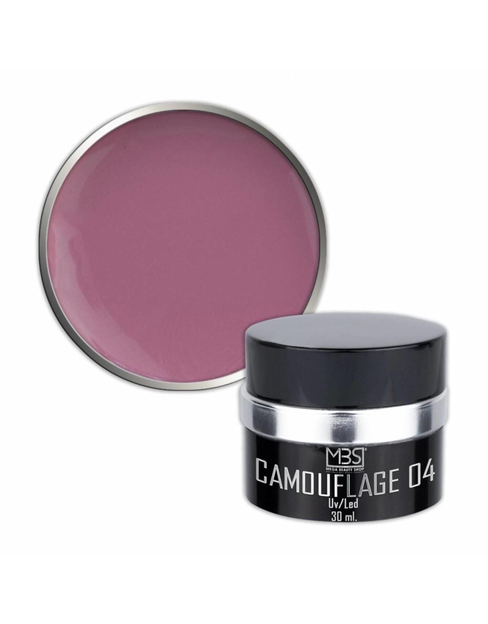 Mega Beauty Shop® PRO Builder Camouflage 30 ml (nr. 04)