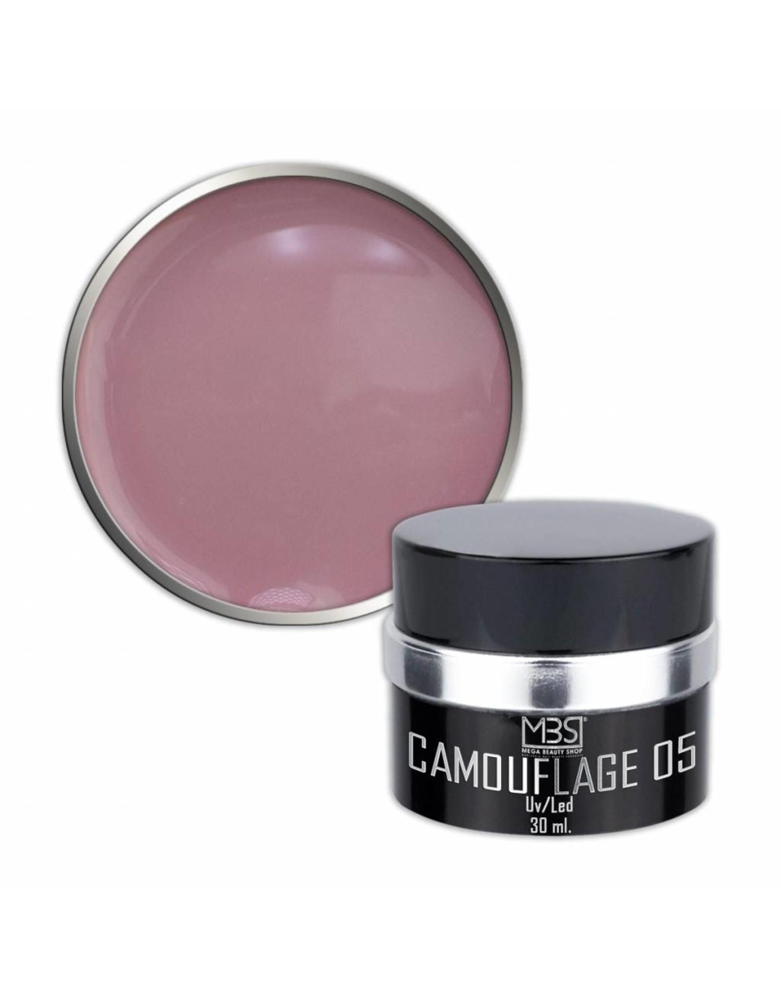 Mega Beauty Shop® PRO Builder Camouflage 30 ml (nr. 05)