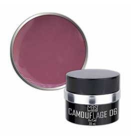 Mega Beauty Shop® PRO Builder Camouflage 30 ml (nr. 06)