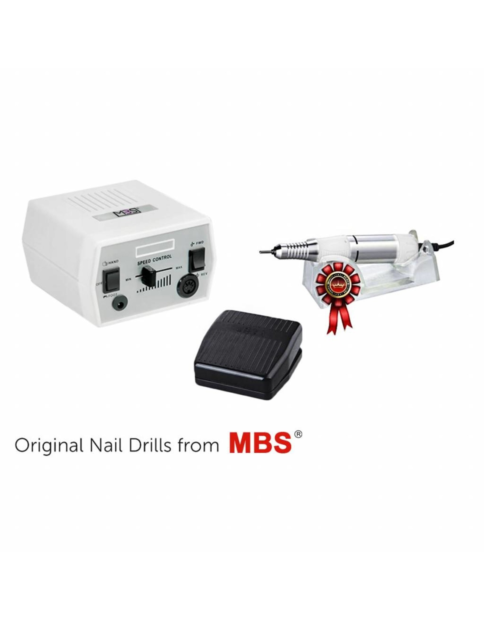 Mega Beauty Shop® Nagelfrees JD700  35Watt-Wit Originele MBS®