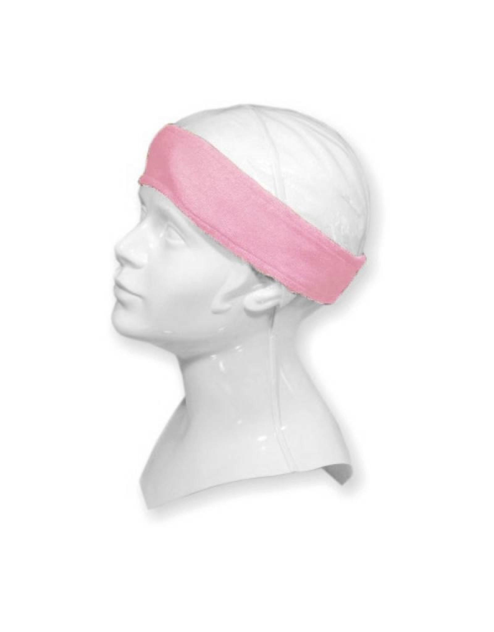 Mega Beauty Shop® Badstof hoofdband Roze