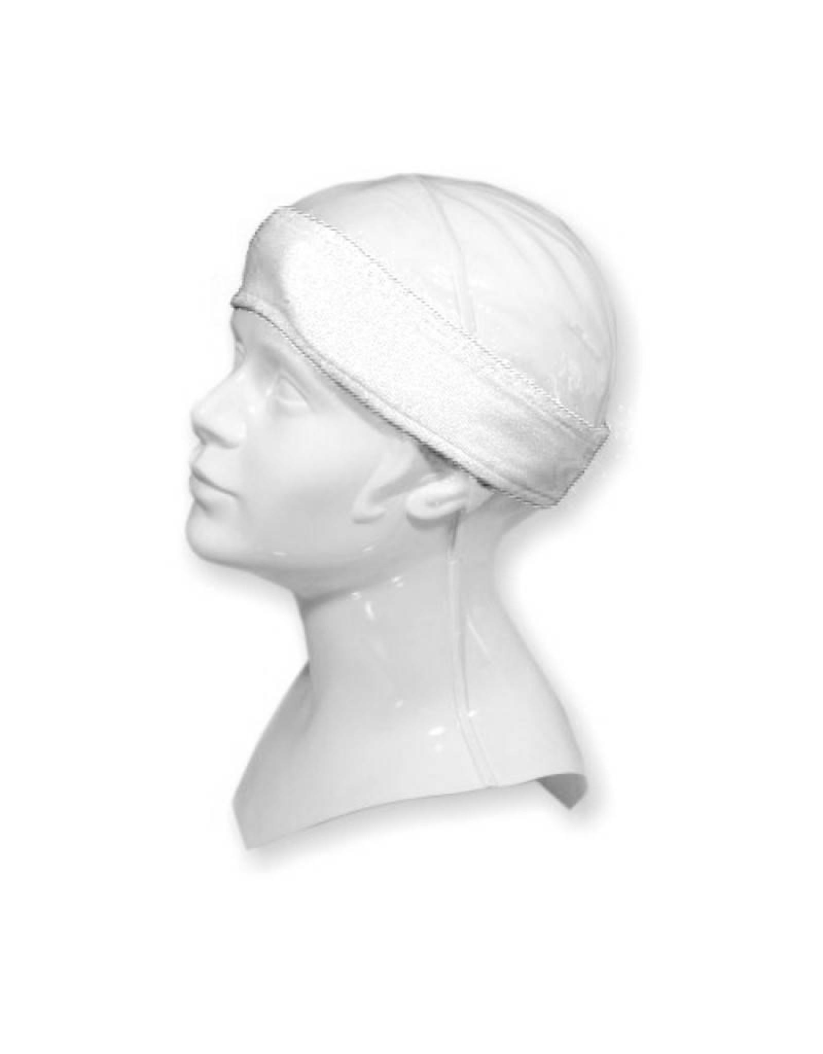 Mega Beauty Shop® Badstof hoofdband Wit