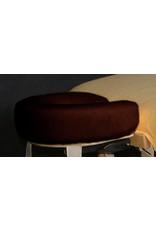 Mega Beauty Shop® Badstofhoes voor uitsparing massagebank Bruin