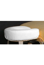 Mega Beauty Shop® Badstofhoes voor uitsparing massagebank Wit