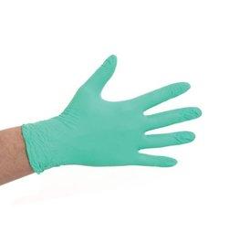 CMT CMT soft nitril handschoenen poedervrij S groen