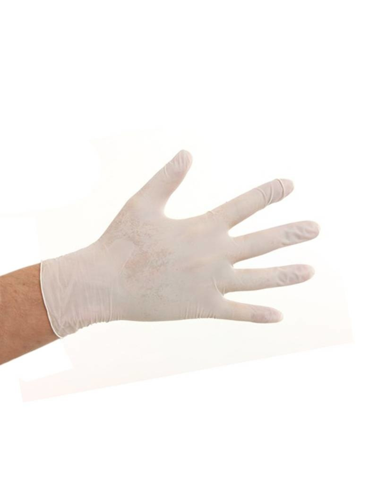 CMT CMT soft nitril handschoenen poedervrij S wit