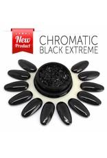 ClaudiaNails Pigment  poeder Holo EXTREME Zwart/Grijs