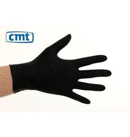 CMT CMT soft nitril handschoenen poedervrij M zwart