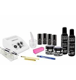 Mega Beauty Shop® Poly Systeem startpakket 9