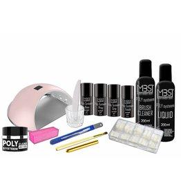 Mega Beauty Shop® Poly Systeem startpakket 11