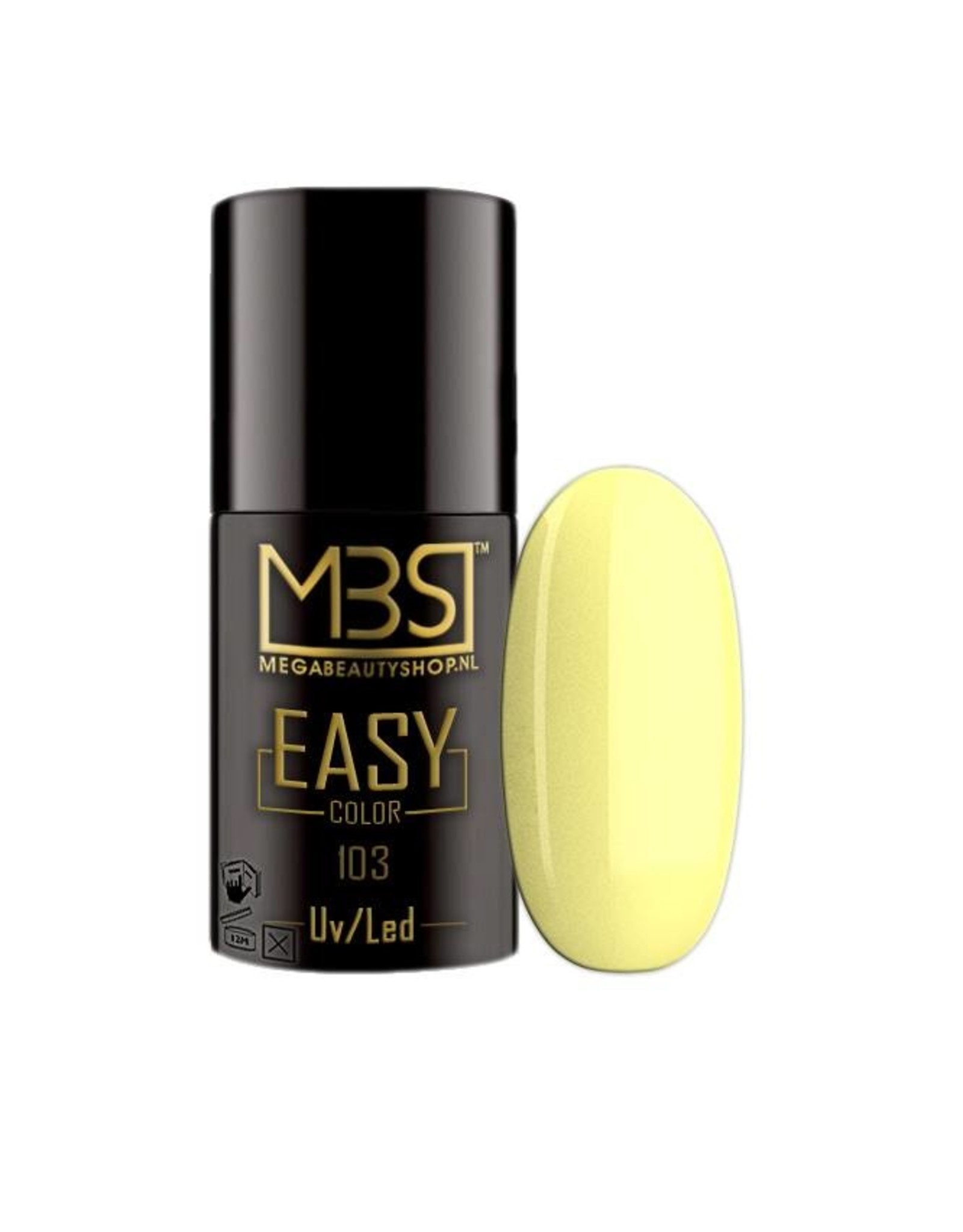 Mega Beauty Shop® PRO Gellak 5 ml