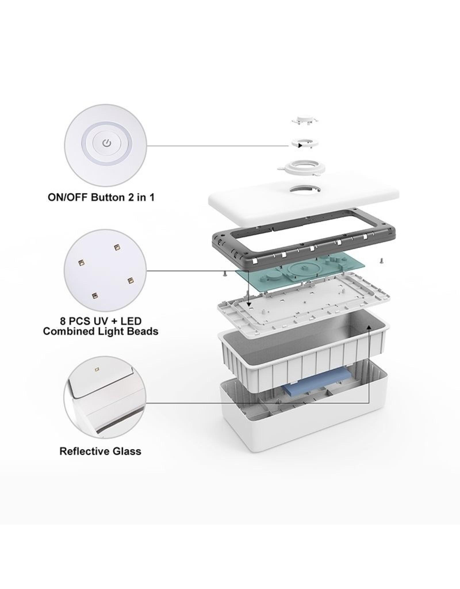 SUN Sterilisator en desinfectie UV-box