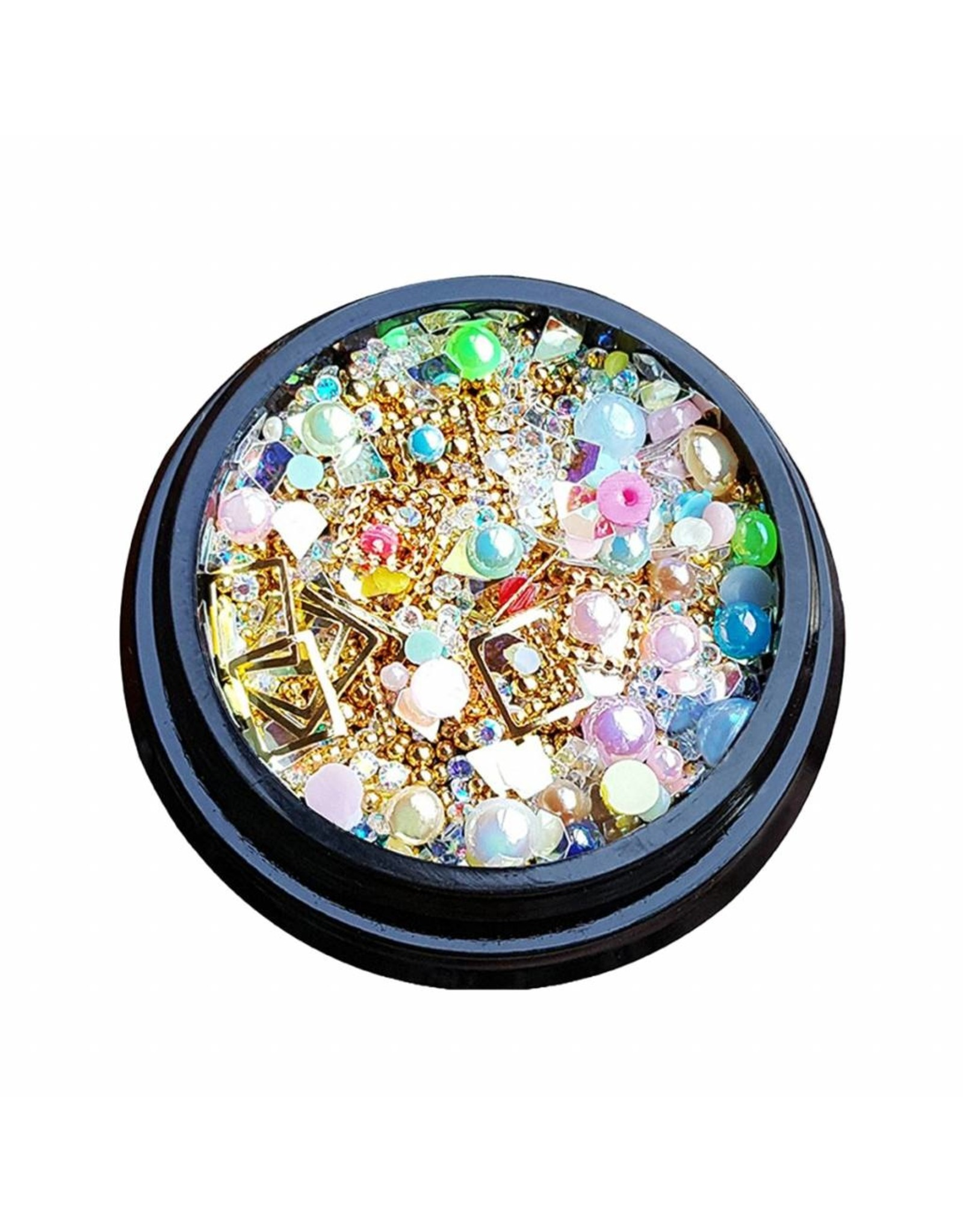 Merkloos 3D Mix of luxurious jewelry  (04)