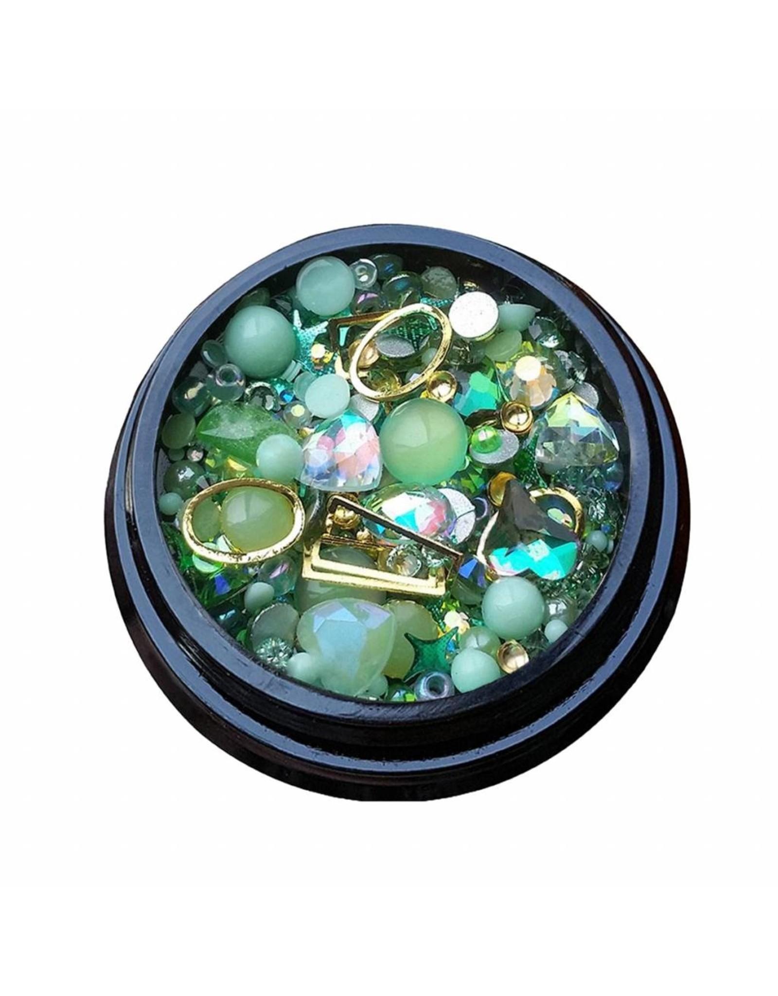 Merkloos 3D Mix of luxurious jewelry  (20)