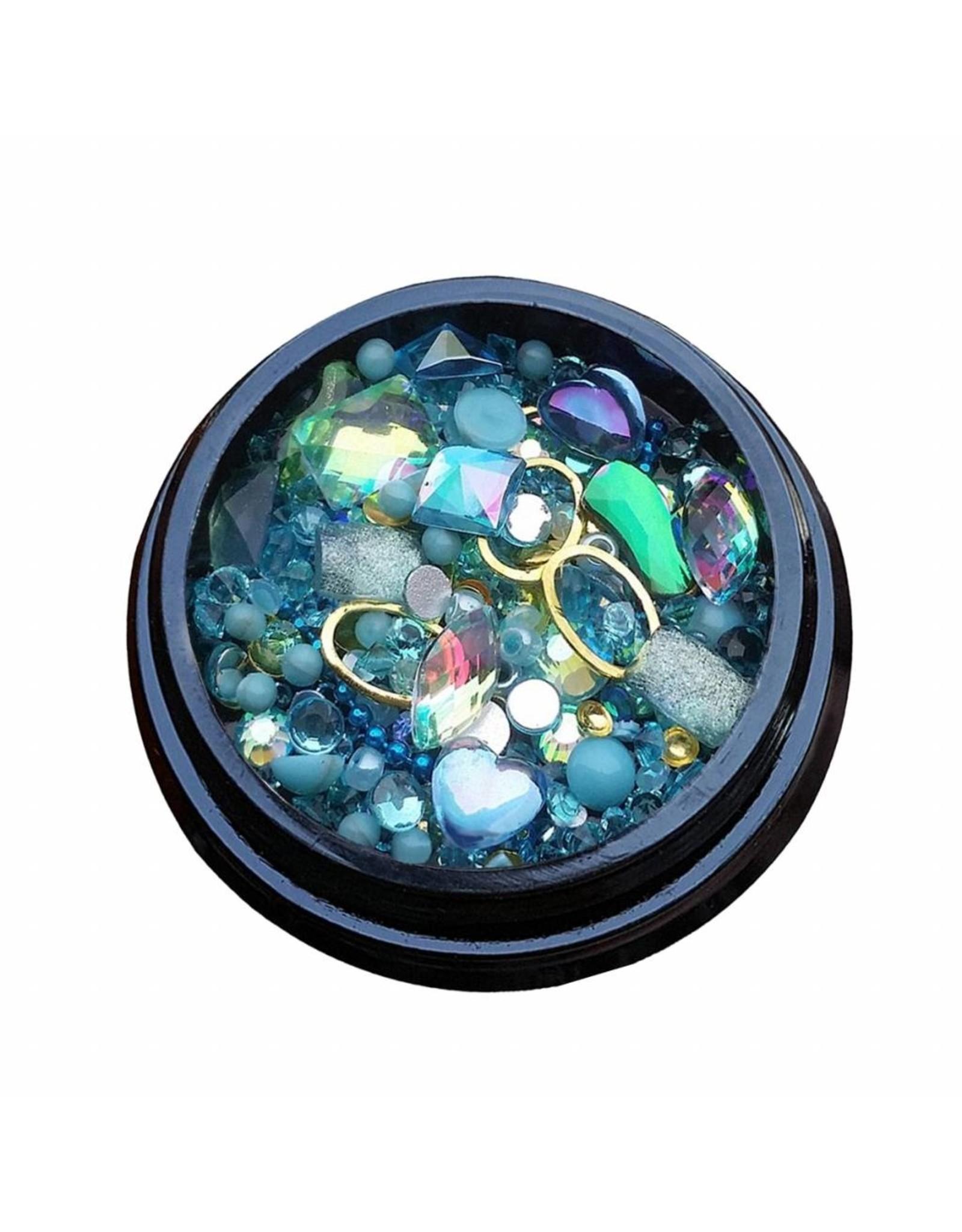 Merkloos 3D Mix of luxurious jewelry  (23)