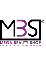 Mega Beauty Shop® PRO Trapeze vijlen zebra  80/80  50st.