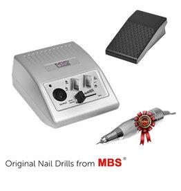 Mega Beauty Shop® Nagelfrees JD500 35Watt-zilver  Originele MBS®
