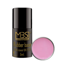 Mega Beauty Shop® Rubber Base Cover pink 5ml.