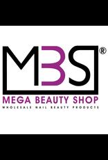 Mega Beauty Shop® Rubber gellak White Ballerina   (01)