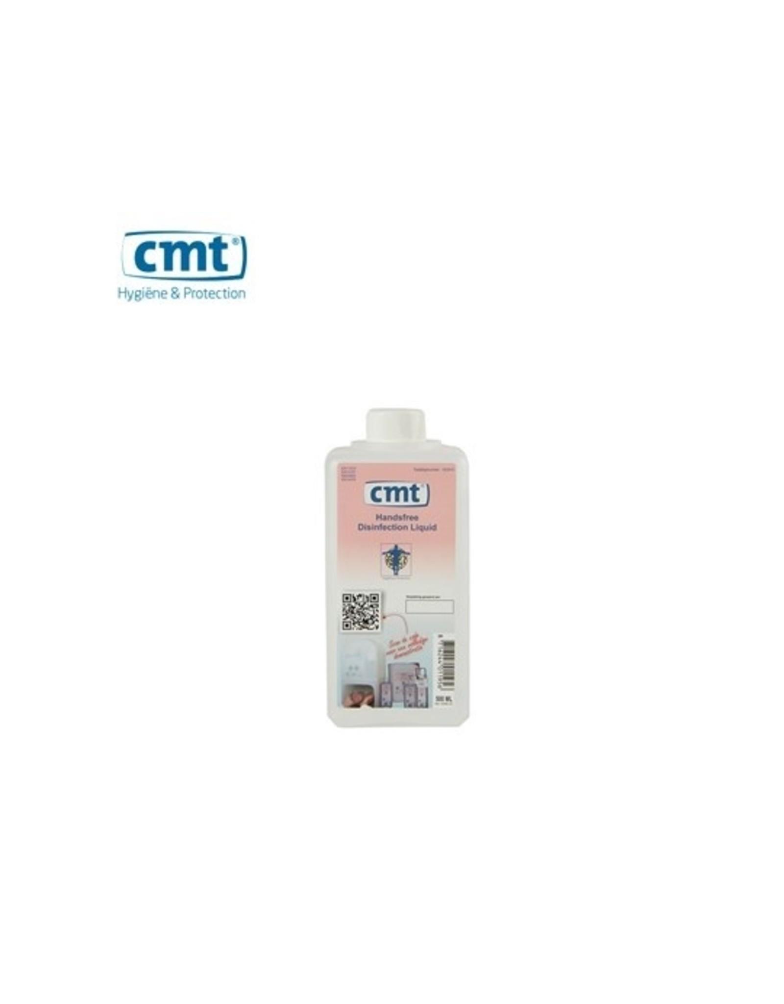 CMT CMT Handsfree® Disinfection Liquid 500ml /flacon
