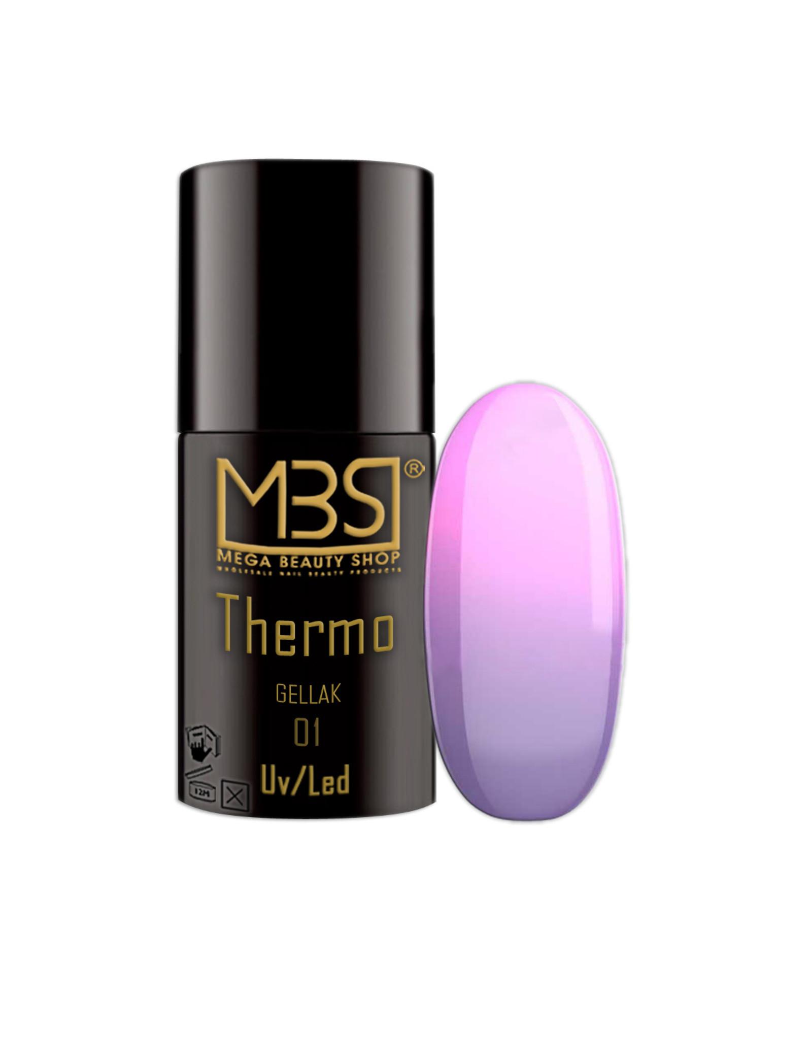 Mega Beauty Shop® Thermo gellak  5ml.   T01
