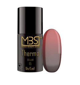 Mega Beauty Shop® Thermo gellak  5ml.   T15