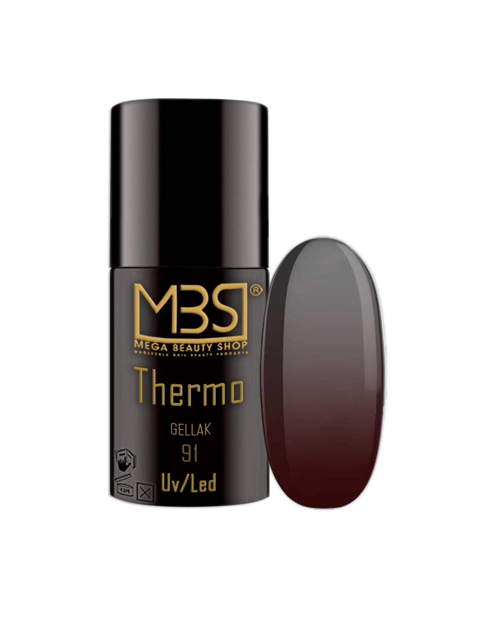 Mega Beauty Shop® Thermo gellak  5ml.   T91