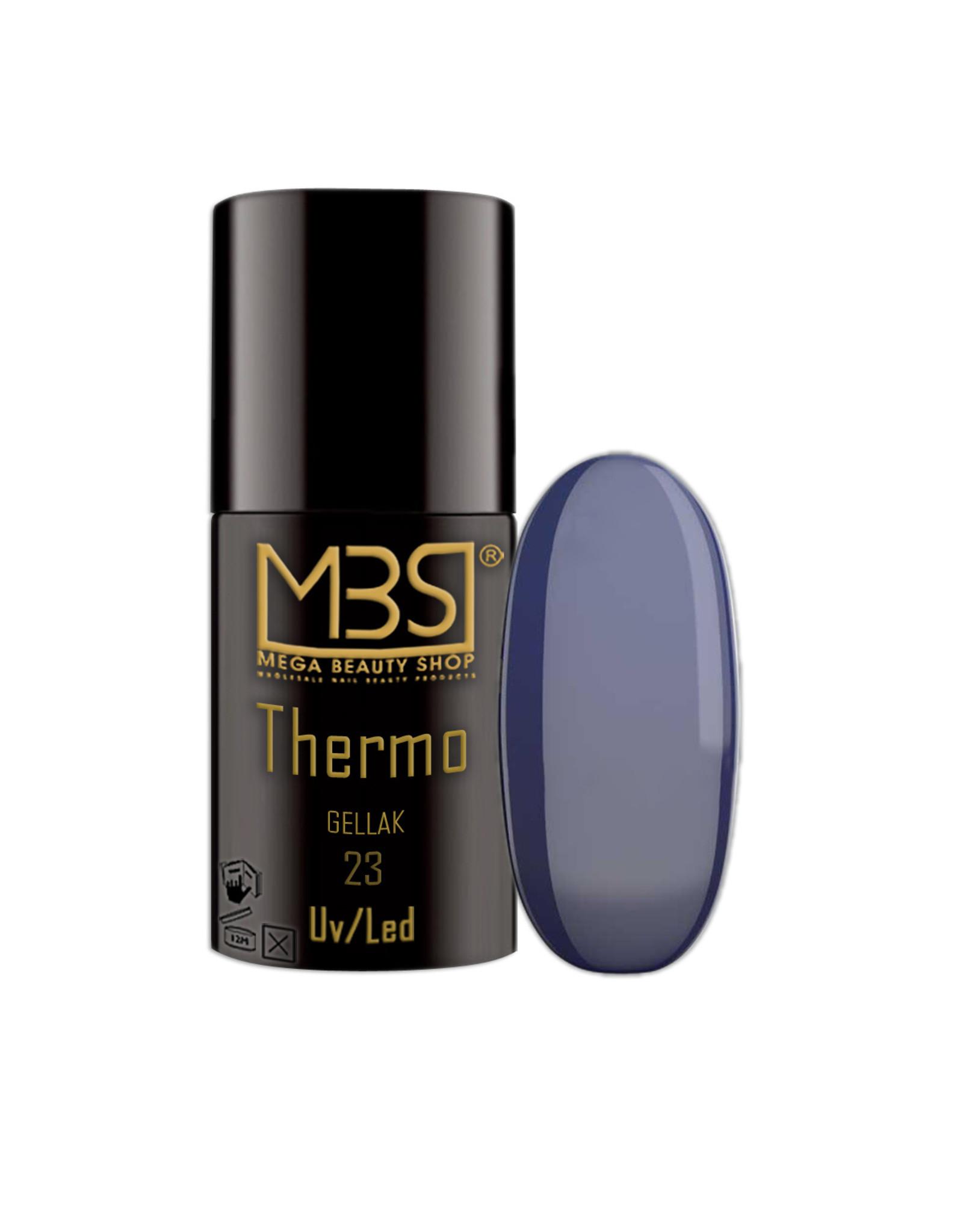 Mega Beauty Shop® Thermo gellak  5ml.   T23