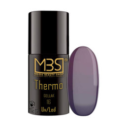 Mega Beauty Shop® Thermo gellak  5ml.   T16