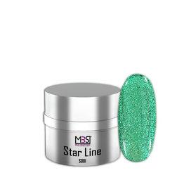 Mega Beauty Shop® Color gel Glitter  UV/LED  (055)