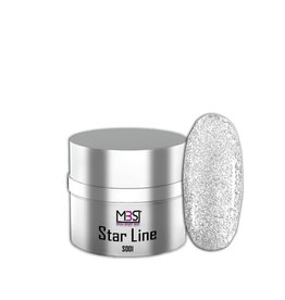 Mega Beauty Shop® Color gel Glitter  UV/LED  (S006)