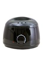 Mega Beauty Shop® Wax/hars verwarmer 400ML, 100W  Zwart