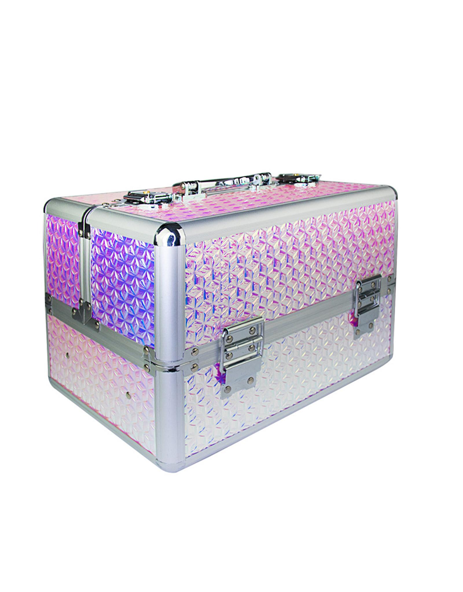 Mega Beauty Shop® Aluminium Koffer Unicorn